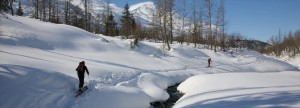 Backcountry Skiing - Day Trips in the Chugach and Talkeetna Mountains