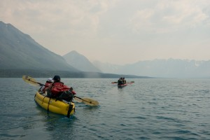 Twin Lakes Paddle