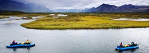 Chilikadrotna River - Lake Clark National Park