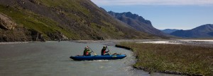 Marsh Fork Hiking & Canoeing - Arctic National Wildlife Refuge