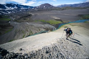 Backpacking the Ring of Fire - Aniakchak National Monument