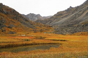 Backpacking the Talkeetna Mountains