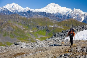 Backpacking Denali National Park - 7 Day