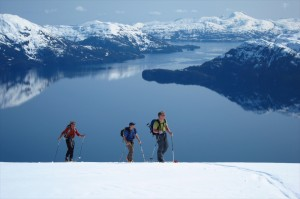 Ski to Sea Alaska - A Prince William Sound Ski Cruise