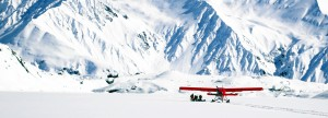 Denali Unexplored - Winter Basecamp Snowshoeing