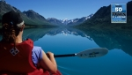 Twin Lakes Paddle - Lake Clark National Park