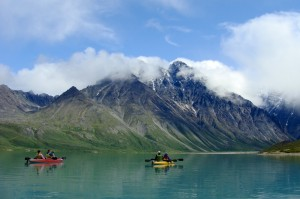 Turquoise Kayak and Hike - Lake Clark National Park